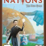 Buy Nations: The Dice Game only at Bored Game Company.