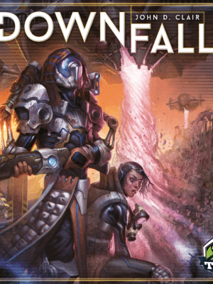 Buy Downfall only at Bored Game Company.