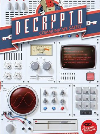 Buy Decrypto only at Bored Game Company.