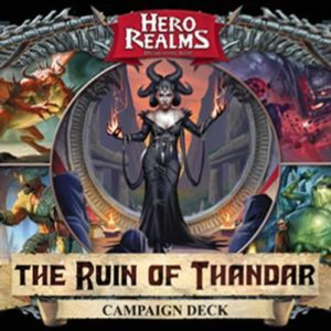 Buy Hero Realms: The Ruin of Thandar Campaign Deck only at Bored Game Company.