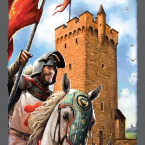 Buy Carcassonne: Expansion 4 – The Tower only at Bored Game Company.