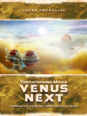 Buy Terraforming Mars: Venus Next only at Bored Game Company.