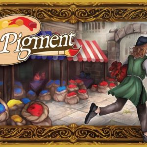 Buy Pigment only at Bored Game Company.