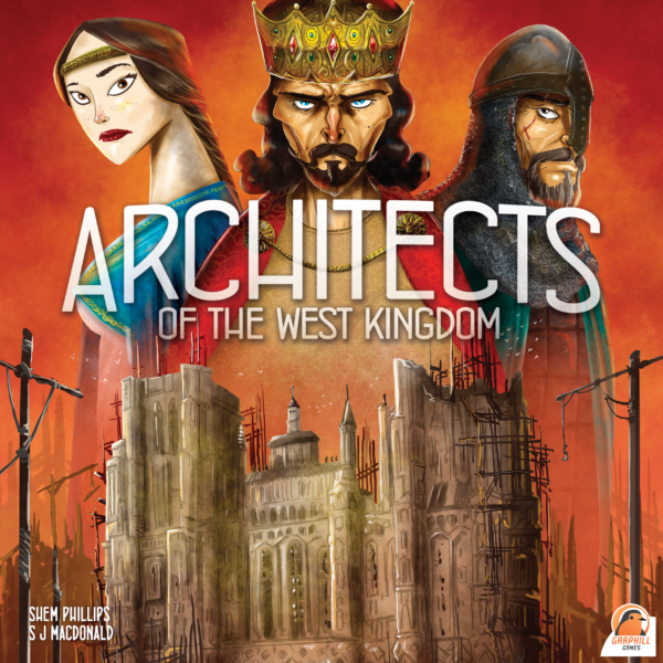 Buy Architects of the West Kingdom only at Bored Game Company.