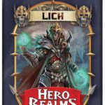 Buy Hero Realms: Boss Deck – Lich only at Bored Game Company.