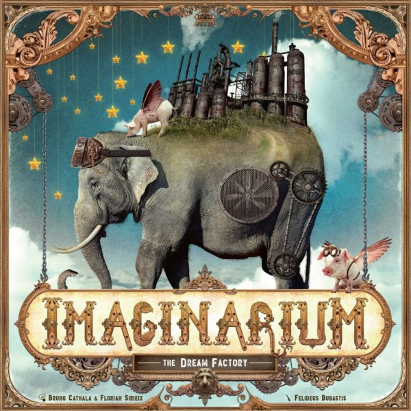 Buy Imaginarium only at Bored Game Company.