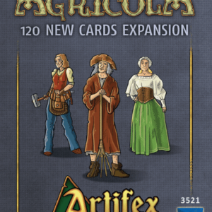 Buy Agricola: Artifex Deck only at Bored Game Company.
