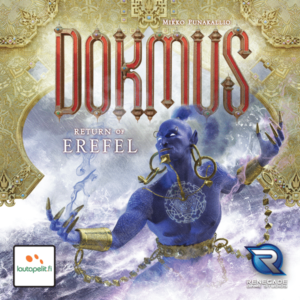 Buy Dokmus: Return of Erefel only at Bored Game Company.
