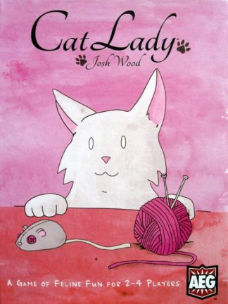 Buy Cat Lady only at Bored Game Company.