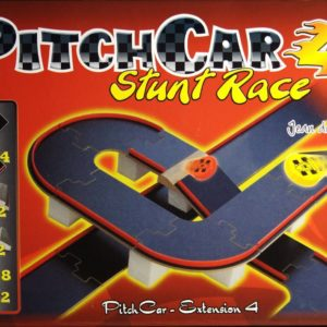 Buy PitchCar Extension 4: Stunt Race only at Bored Game Company.