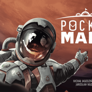 Buy Pocket Mars only at Bored Game Company.