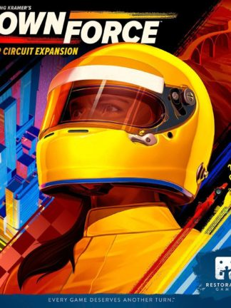 Buy Downforce: Danger Circuit only at Bored Game Company.