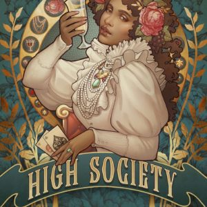 Buy High Society only at Bored Game Company.