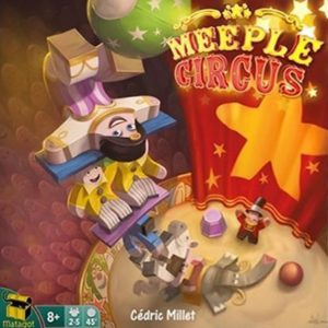 Buy Meeple Circus only at Bored Game Company.