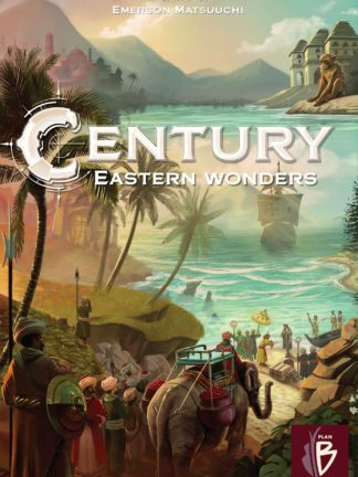 Buy Century: Eastern Wonders only at Bored Game Company.