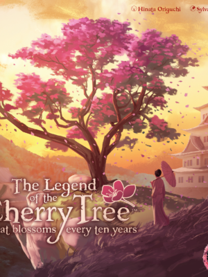 Buy The Legend of the Cherry Tree that Blossoms Every Ten Years only at Bored Game Company.