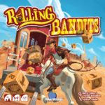 Buy Rolling Bandits only at Bored Game Company.