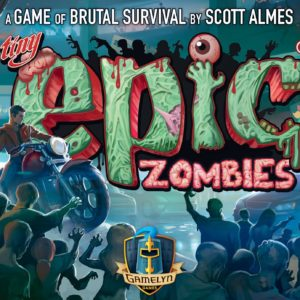 Buy Tiny Epic Zombies only at Bored Game Company.