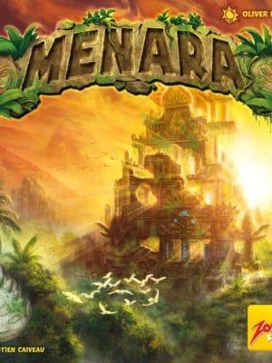 Buy Menara only at Bored Game Company.