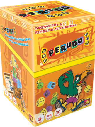 Buy Perudo only at Bored Game Company.