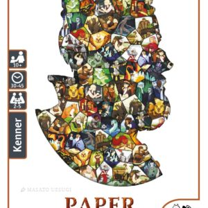 Buy Paper Tales only at Bored Game Company.