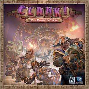 Buy Clank!: The Mummy's Curse only at Bored Game Company.