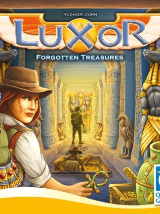 Buy Luxor only at Bored Game Company.