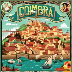 Buy Coimbra only at Bored Game Company.