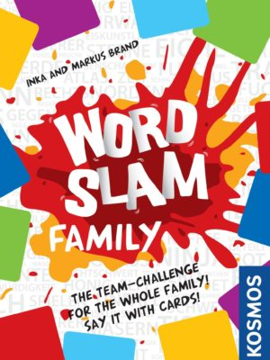 Buy Word Slam Family only at Bored Game Company.