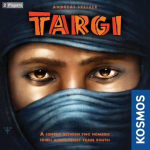 Buy Targi only at Bored Game Company.