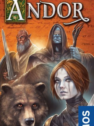 Buy Legends of Andor: Dark Heroes only at Bored Game Company.