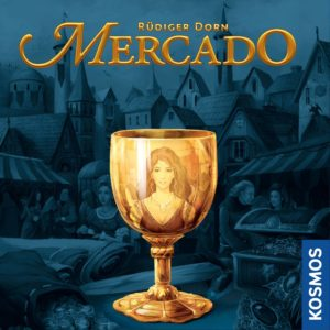 Buy Mercado only at Bored Game Company.