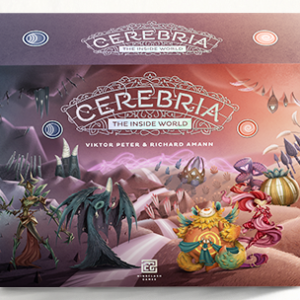 Buy Cerebria: The Inside World – Origin Box only at Bored Game Company.