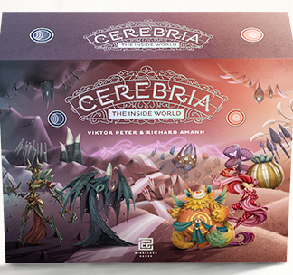 Buy Cerebria: The Inside World – Origin Box only at Bored Game Company.