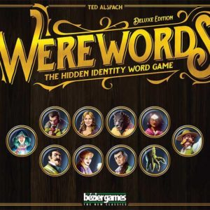 Buy Werewords Deluxe Edition only at Bored Game Company.