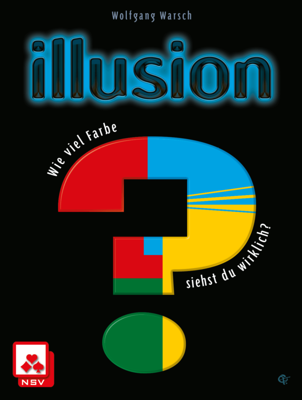 Buy Illusion only at Bored Game Company.