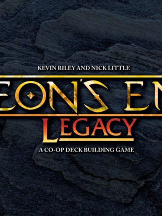 Buy Aeon's End: Legacy only at Bored Game Company.