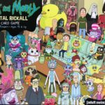 Buy Rick and Morty: Total Rickall Card Game only at Bored Game Company.