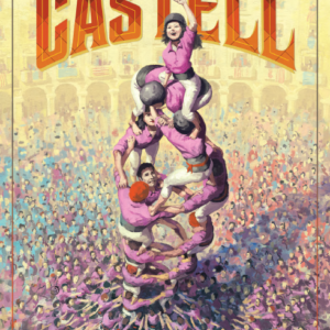 Buy Castell only at Bored Game Company.