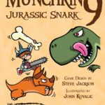 Buy Munchkin 9: Jurassic Snark only at Bored Game Company.