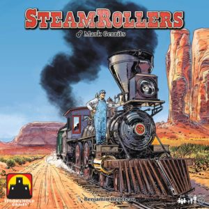 Buy SteamRollers only at Bored Game Company.