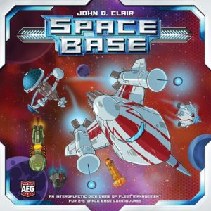 Buy Space Base only at Bored Game Company.