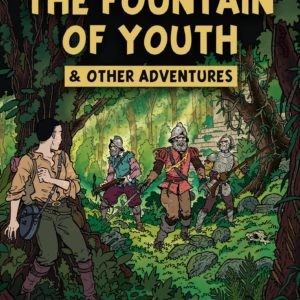 Buy The Lost Expedition: The Fountain of Youth & Other Adventures only at Bored Game Company.