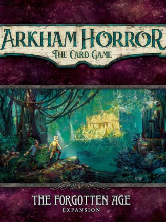 Buy Arkham Horror: The Card Game – The Forgotten Age: Expansion only at Bored Game Company.