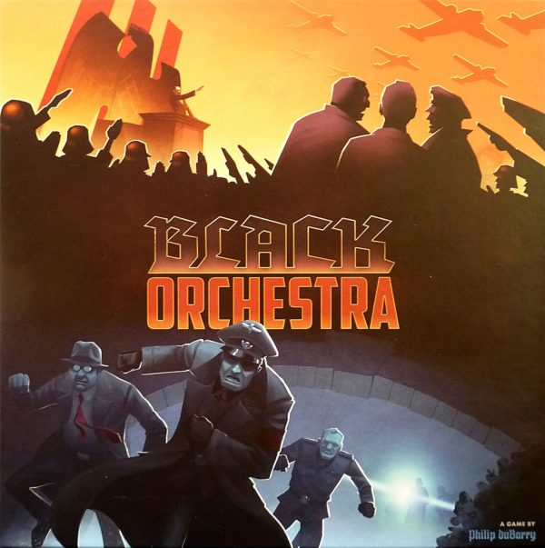 Buy Black Orchestra only at Bored Game Company.
