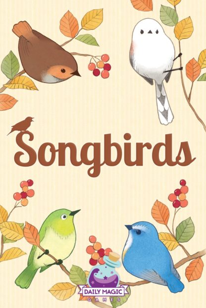 Buy Songbirds only at Bored Game Company.