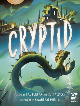 Buy Cryptid only at Bored Game Company.