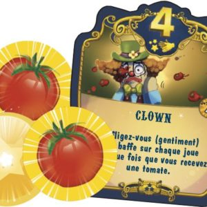 Buy Meeple Circus: Tomatoes and Awards only at Bored Game Company.