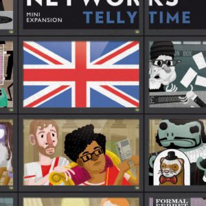 Buy The Networks: Telly Time only at Bored Game Company.