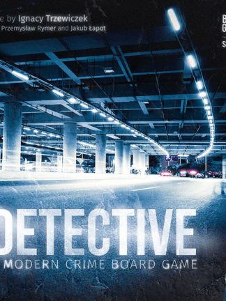Buy Detective: A Modern Crime Board Game only at Bored Game Company.